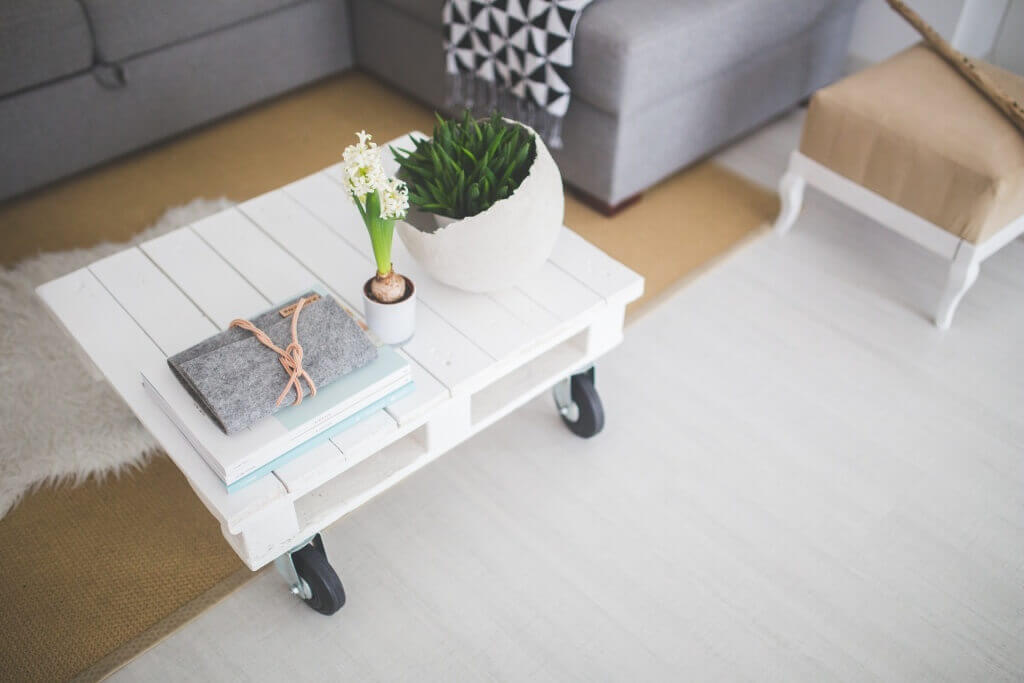 make your renovation successful white table home interior