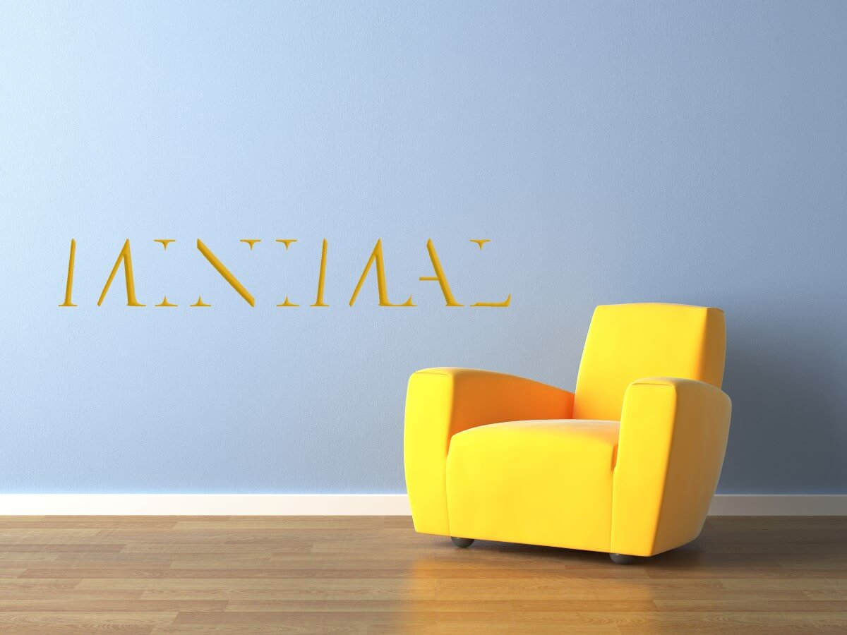 Ways to Achieve Minimalism in Residential Design